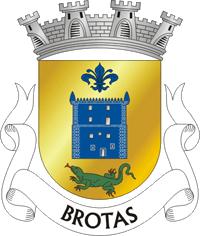 Brasão Brotas