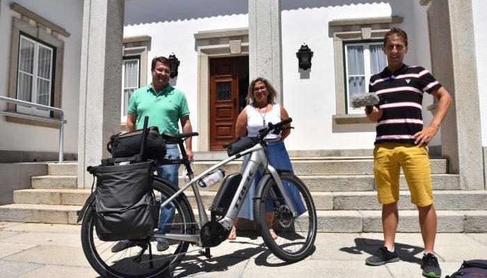 EN2 em bicicleta, por Marco Neiva