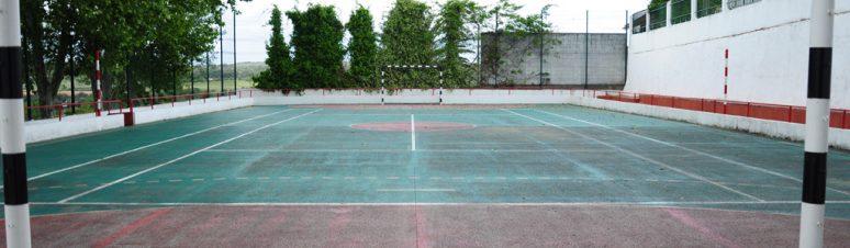 Polidesportivo do Jardim Público de Mora