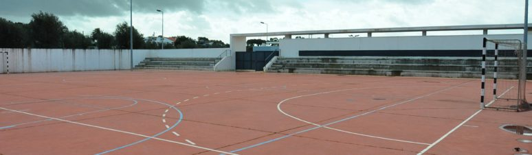 Polidesportivo do Parque Urbano de Pavia