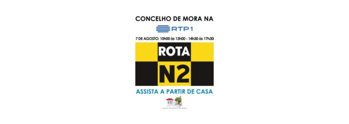 Concelho de Mora na RTP1, Rota EN2