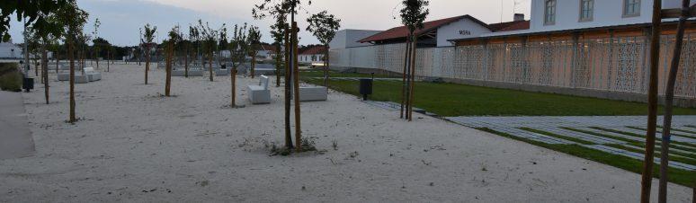 Parque Urbano de Mora