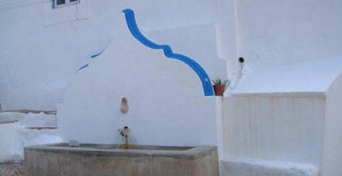 Fonte do Largo da Igreja de Nossa Senhora de Brotas