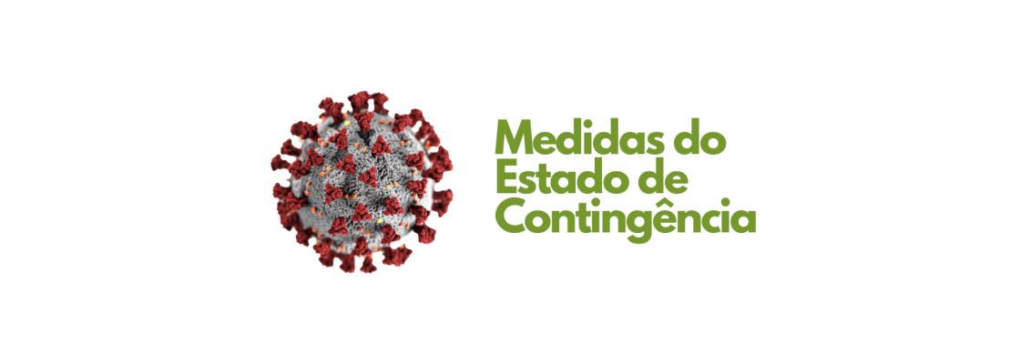COVID19: Medidas de Estado de Contingência