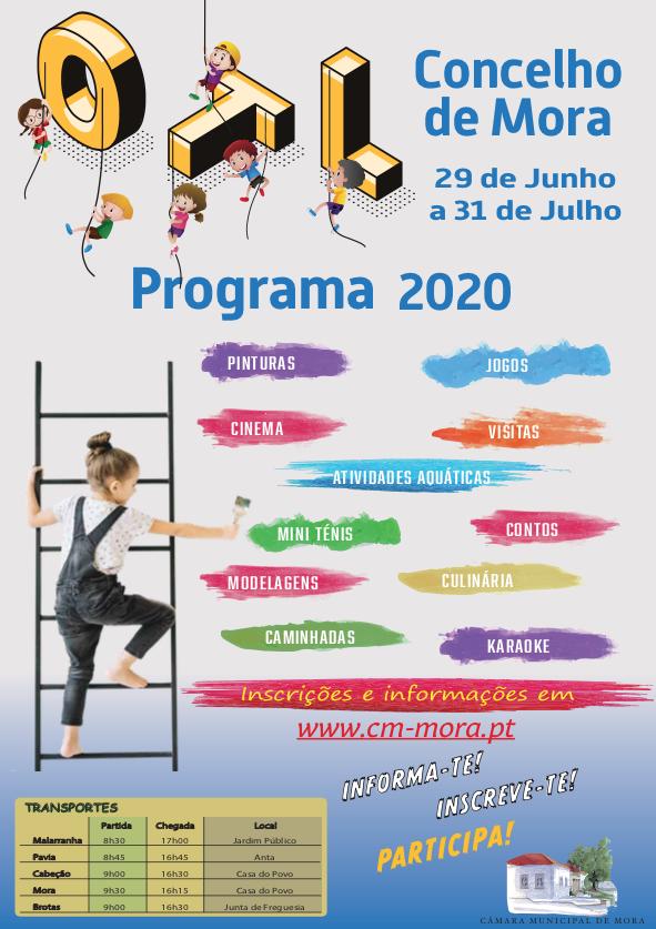 Cartaz OTL 2020 Verão