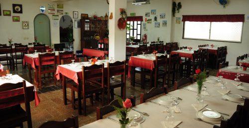 """Restaurante """"Os Arcos"""""""
