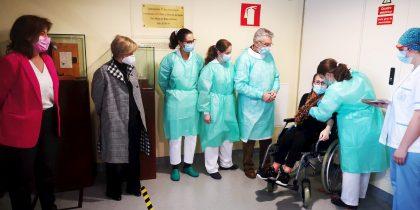 Vacinação contra Covid-19 já arrancou no Concelho de Mora