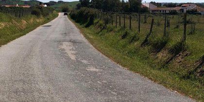 Repavimentação da Estrada do Monte Grande em fase de concurso