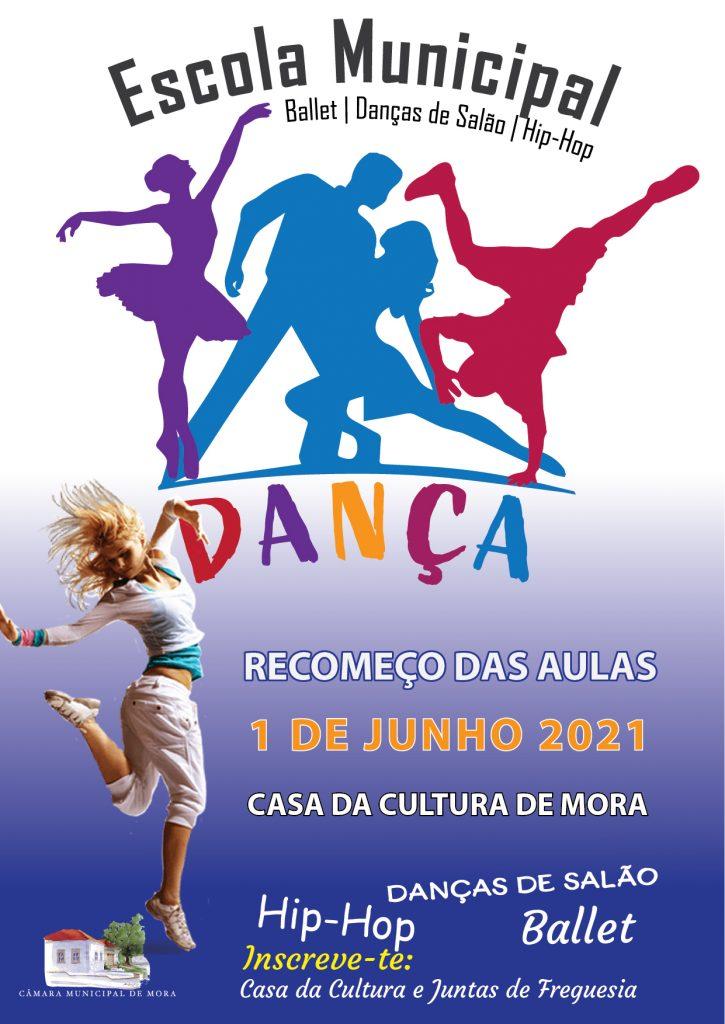 Escola Municipal de Dança 2021