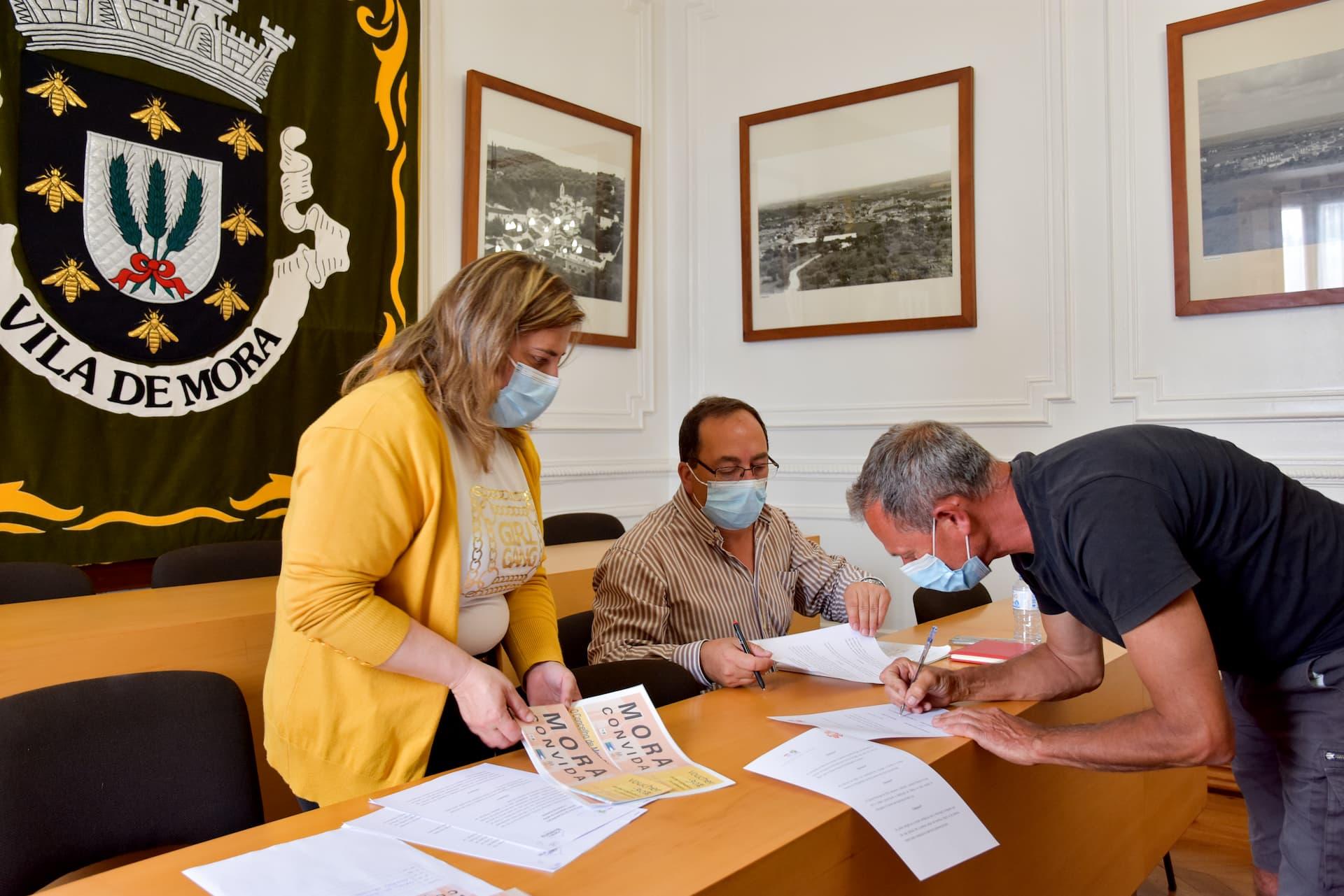 Câmara Municipal de Mora promove sector do turismo