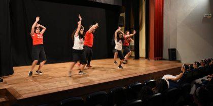 Escola Municipal de Dança – Aulas de dança recomeçam a 4 de Outubro