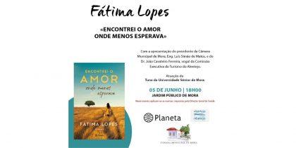 """Apresentação do livro """"Encontrei o Amor Onde Menos Esperava"""""""