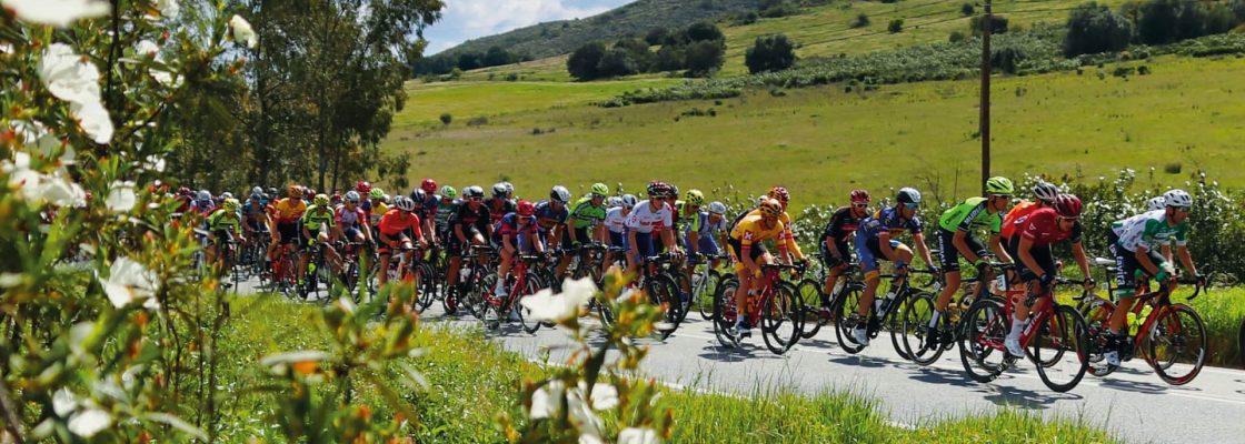 Alentejana com final de etapa em Mora