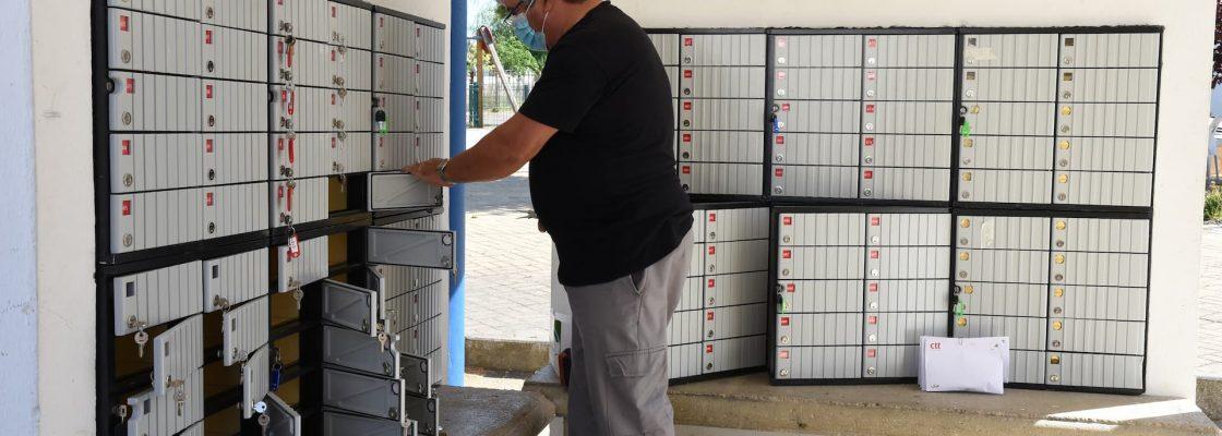 População de Malarranha dispõe de novas caixas do correio