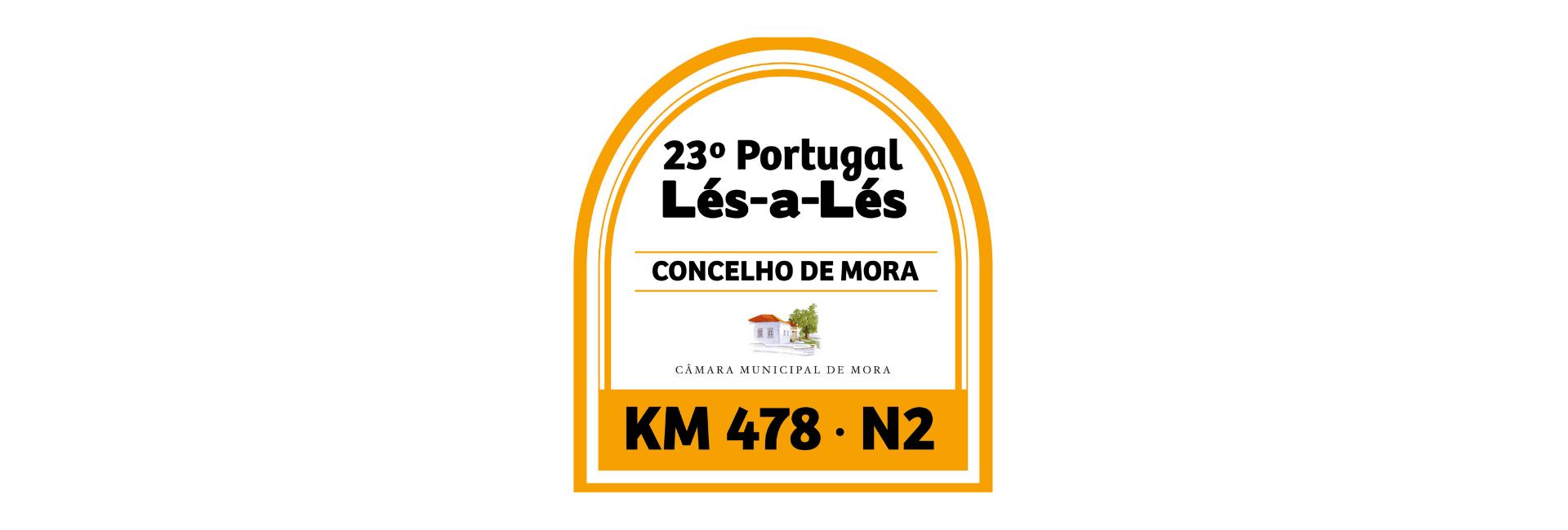 Portugal Lés-a-Lés com passagem por Mora