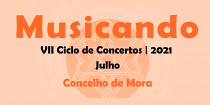 """""""Musicando"""" no Concelho de Mora"""
