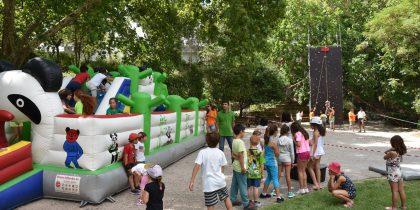 Câmara Municipal de Mora assegura ocupação de tempos livres nas férias de Verão